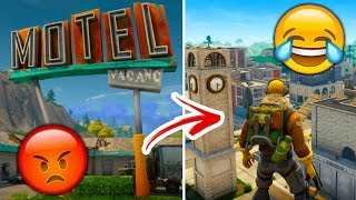Top 5 BEST New LOCATIONS In Fortnite Battle Royale! (Fortnite Top 5)