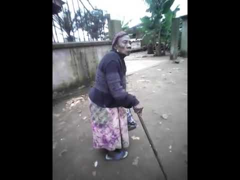 A grand mother in Southern Cameroons says no school until freedom comes. Listen to her