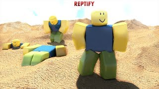 ROBLOX GFX Speedart - Noobs in a Sandstorm