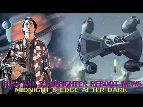 Last Starfighter Reboot News (with Overlord DVD)