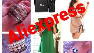 Aliexpress/большой обзор/одежда/бижутерия/техника и пр.