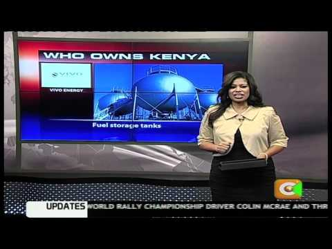 Who Owns Kenya? Shell Petroleum