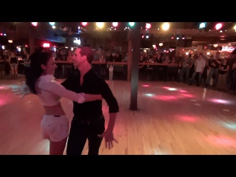 Gary McIntyre Susan Kirkland Wild West Showcase D'Amico Dance Workshop Weekend