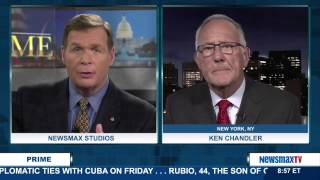 Newsmax Prime | Ken Chandler discusses the latest issue of Newsmax magazine featuring Carly Fiorina