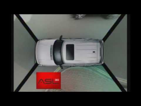 Asl360 Surround View System Youtube