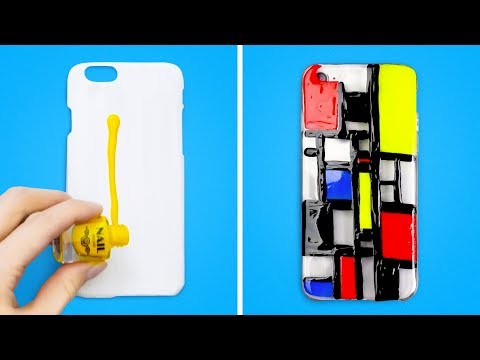 16 EASY-TO-MAKE CRAFTS AND DIYs FOR YOUR GADGETS