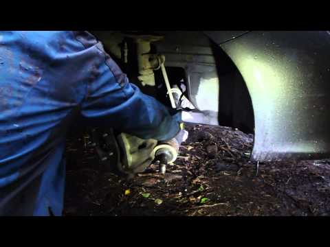 How to replace driveshaft Toyota Corolla years 2007 to 2020. Right side.