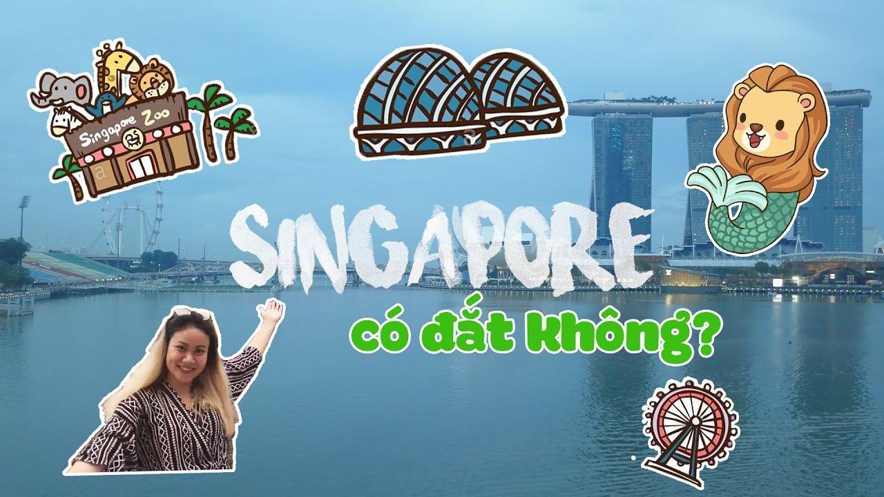 Bí kíp cho người mới đi Singapore lần đầu, 4N3Đ CHỈ 6TR ĐỒNG | TRIPNOW.VN | ĐI LÒNG VÒNG