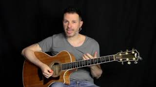 Hot Licks - Exercises and Creative Tips for the Acoustic Guitarist - Alberto Lombardi