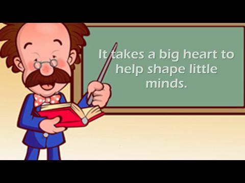 Teacher Appreciation Quotes