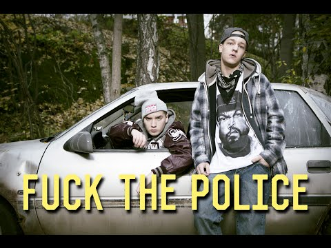 Mc Copkillah & MoneyCriminal - Fuck the Police