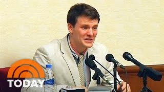 US Asking North Korea To Release UVA Student Otto Warmbier, Detained 1 Year Ago | TODAY