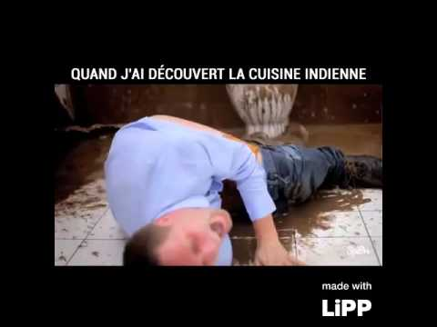 Quand j 39 ai d couvert la cuisine indienne youtube for Cuisine indienne