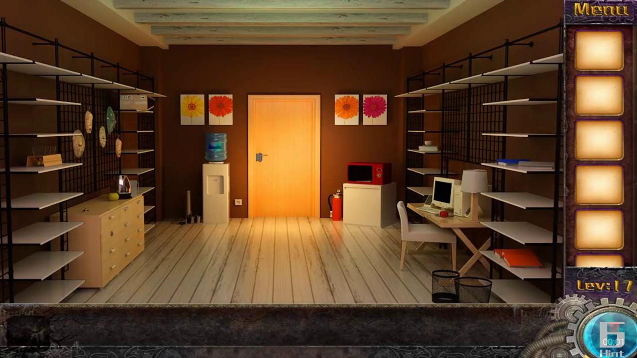 Escape Game 50 Rooms 1 Level 17 Walkthrough Youtube