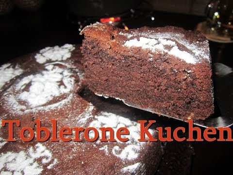 Toblerone kuchen schokoladen kuchen youtube for Youtube kuchen