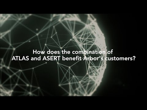ATLAS® and ASERT | Arbor Networks