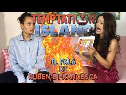 PARODIA TEMPTATION ISLAND (il faló di Francesca e Ruben) | MARYNA