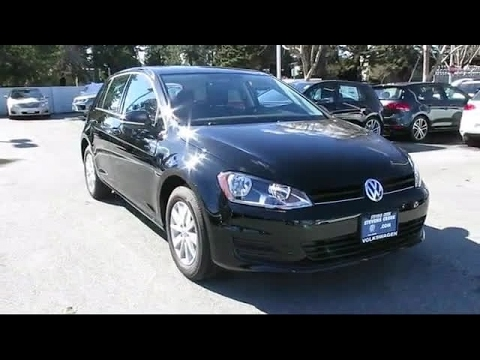 2017 Volkswagen Golf S San Jose  Sunnyvale  Hayward  Redwood City  Cupertino