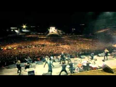 metallica megadeth slayer anthrax todos juntos no mesmo palco