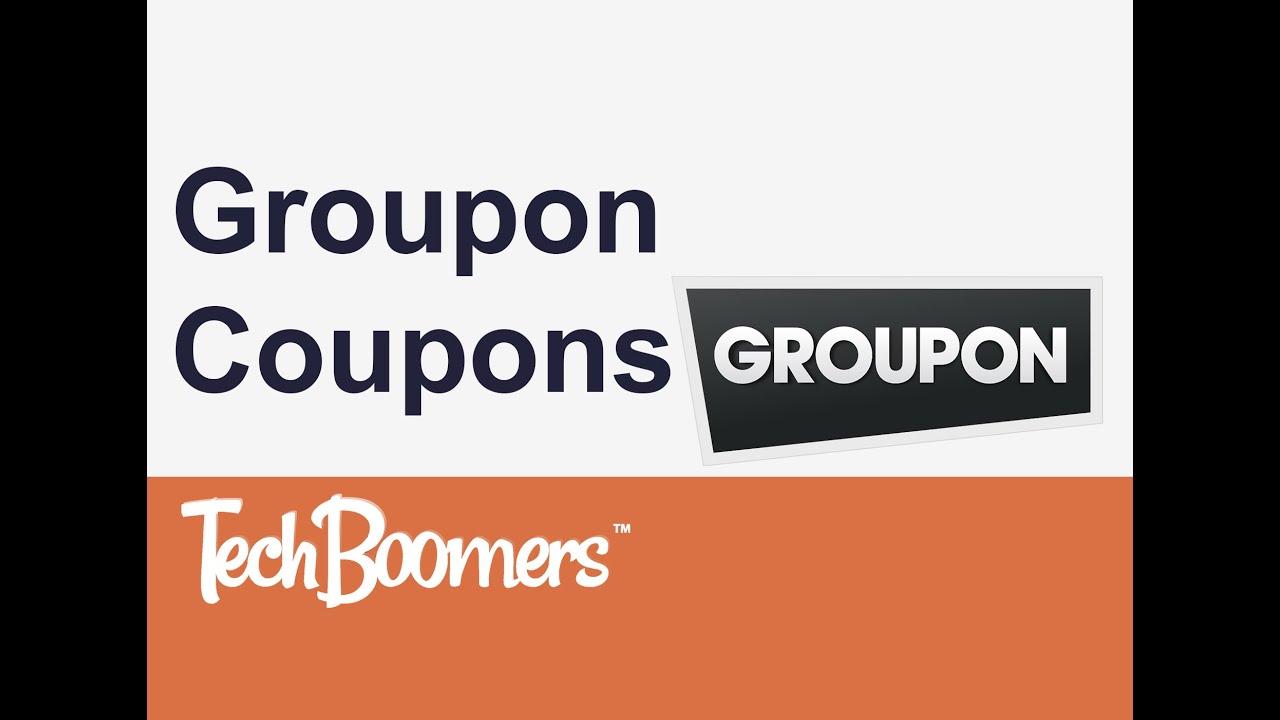 6d3c555a0e94b Groupon Coupons - YouTube