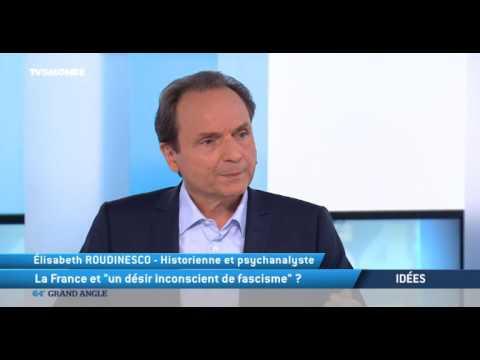"""Idée: La France et """"un désir inconscient de fascisme""""?"""