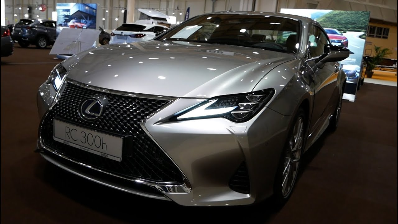 2020 New Lexus Rc 300h Luxury Line Exterior And Interior Youtube