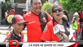 Previa Melgar 3-2 Cristal / MELGAR CAMPEÓN 2015 - PURO DEPORTE