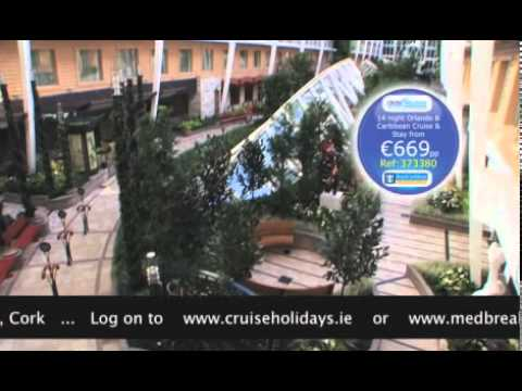 Cruise Holidays TV Show 3 March 2011