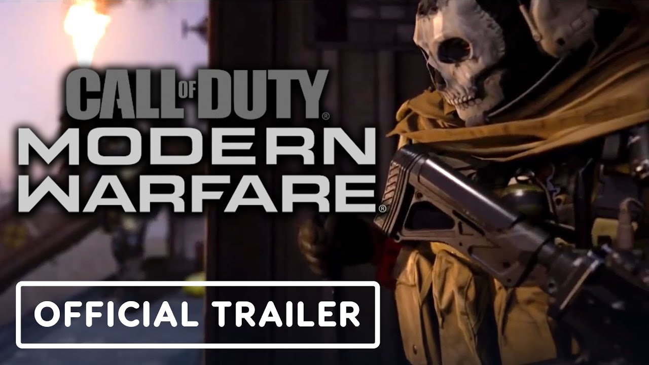 Call of Duty: Modern Warfare - Official Story So Far Trailer