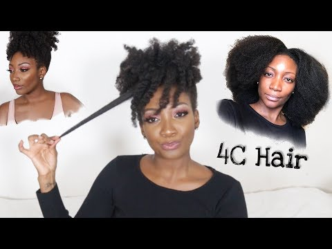 HOW TO GROW NATURAL HAIR FASTER AND LONGER : Secrets & Routine Revealed !!! streaming vf