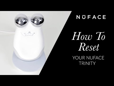 how-to-reset-the-nuface-trinity- -troubleshooting-with-nuface-trinity