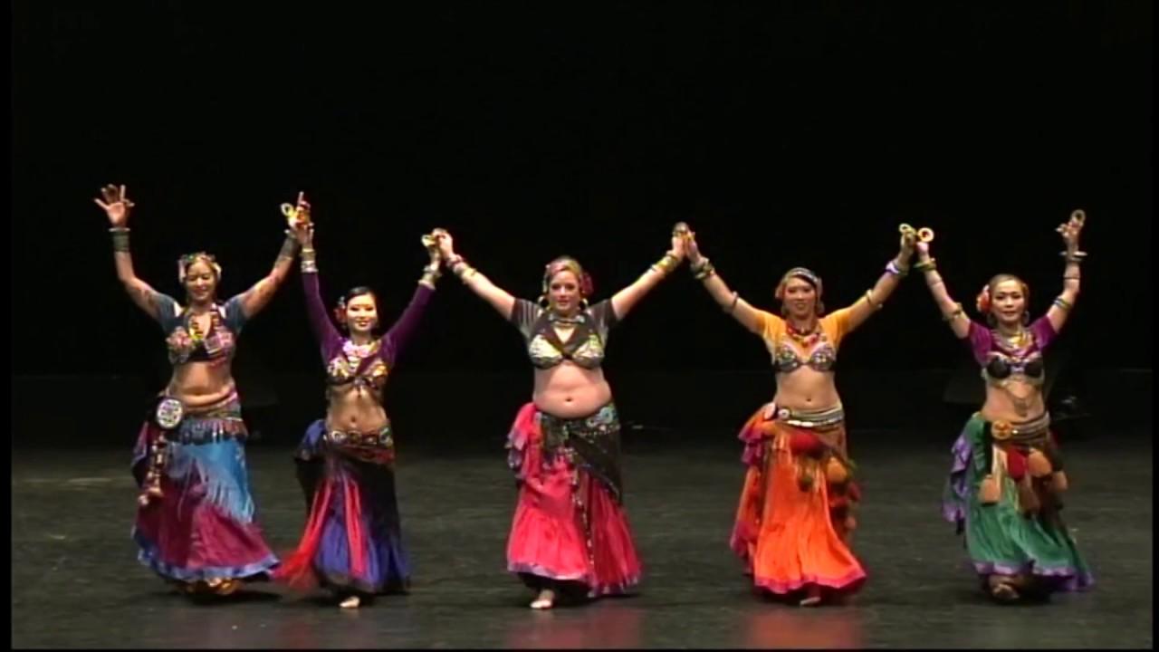 FatChanceBellyDance® Audition for San Francisco Ethnic Dance Festival 2017