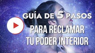 GUÍA DE 5 PASOS PARA RECLAMAR TU PODER INTERIOR Stuart Wilde