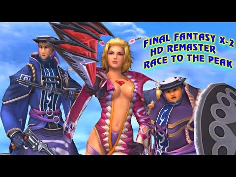 Final Fantasy X-2 HD Remaster_Episode 2: Race to the Peak