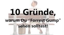 """10 Gründe, warum Du """"Forrest Gump"""" sehen solltest! [TRAILER] [HD]"""