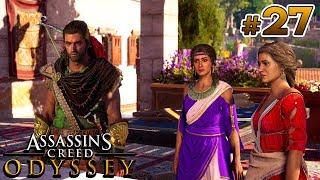 Assassin's Creed Odyssey (27) - Atak na morskiego czciciela ! | Vertez | Zagrajmy w AC Odyseja 4K