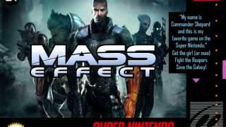 Mass Effect 1, 2, 3 - Super Metroid Soundset (SNESology)