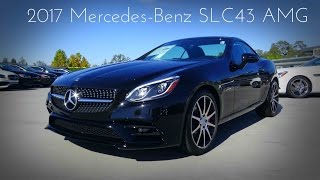 Mercedes-Benz SLC43 AMG 2017 Videos