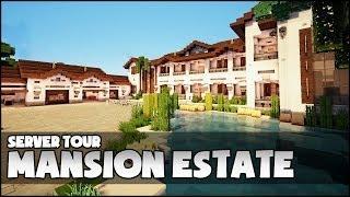 Minecraft - Mansion Estate