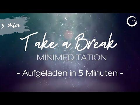 Aufgeladen in 5 Minuten - Mini Meditation