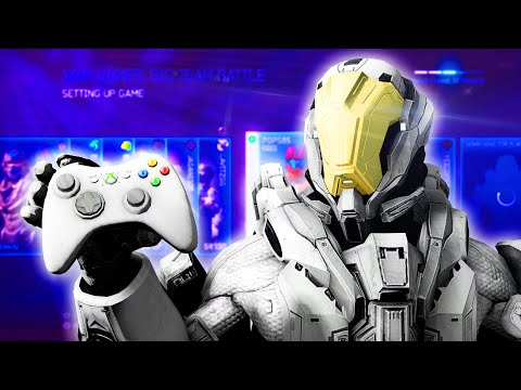 Playing Halo 4 On Xbox 360 In 2020...