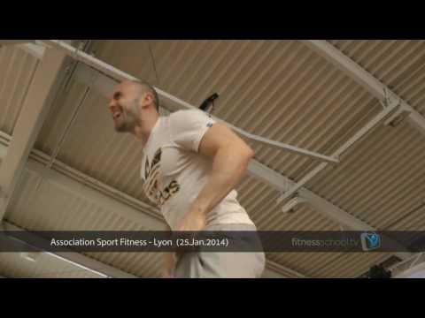 fitnessschool.tv on tour / Association Sport Fitness - Lyon - 25.01.2014