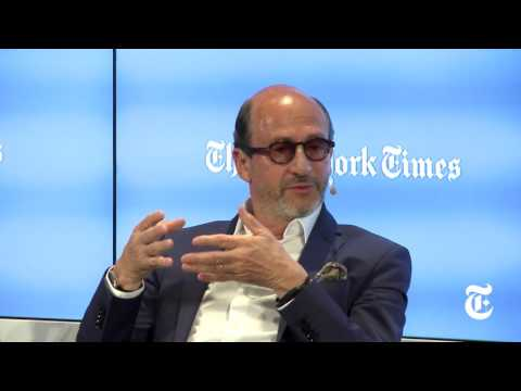 New York Times | International Luxury Conference | 2016 | Day 2 | The Power of Sports