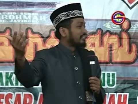 Ceramah Hikmah,  Ust  Edy Di TUBAN, Sebab Doa Ditolak, 1