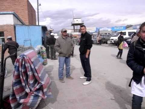 Near Market in Ulgii City - Mongolia (Баян-Өлгий)