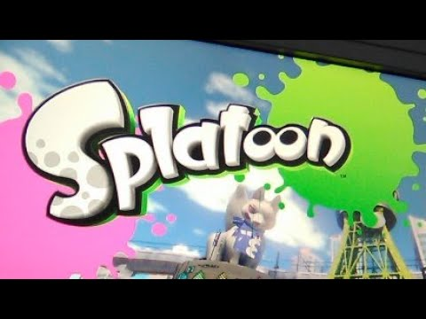 Splootoon Live #2 A MERRY NOT SO SPLATFEST