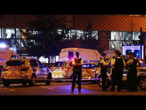 Witness describes Finsbury Park mosque attack