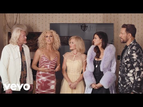 The Laurie DeYoung Show - Behind The Scenes of Little Big Town's Sugar Coat (WATCH)