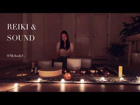 Chakra Tune-up Reiki & 432hz Singing Bowls Meditation