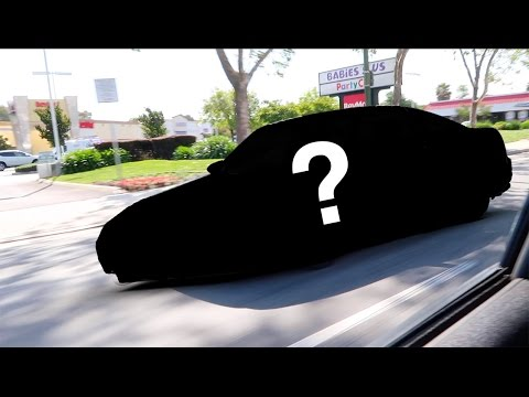 Picking Up A New Drift Car Youtube